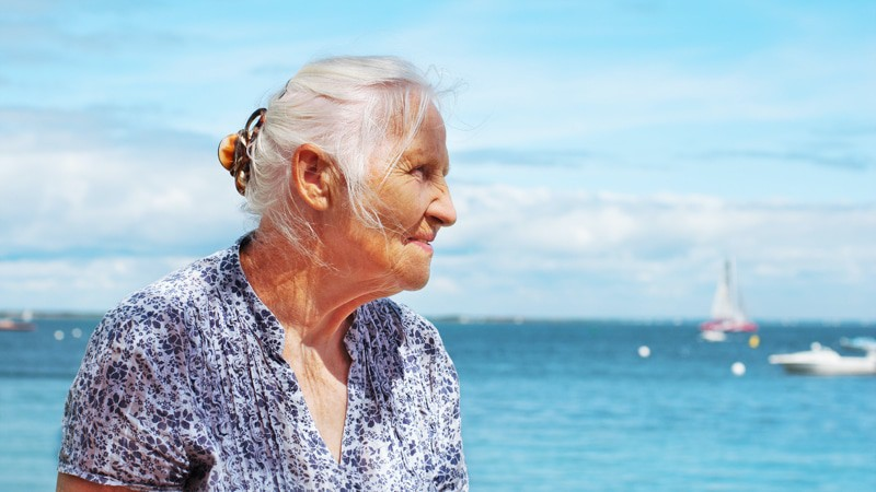 Traveling with an aging loved one