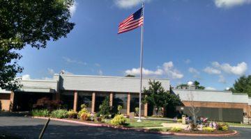 Heritage Hall Healthcare Rehabilitation Center Rich Creek Exterior