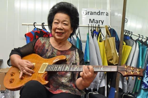 rocker granny