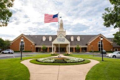 Christian Village at Mason exterior