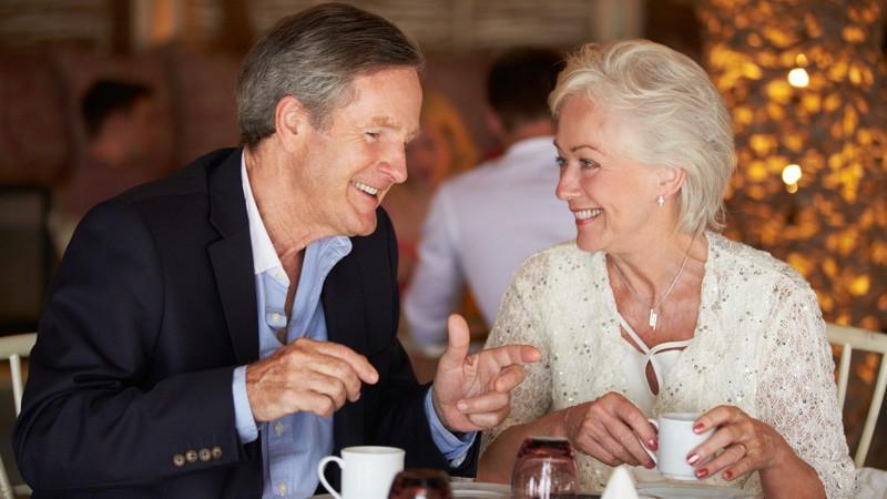 Senior Dating Widow Widower