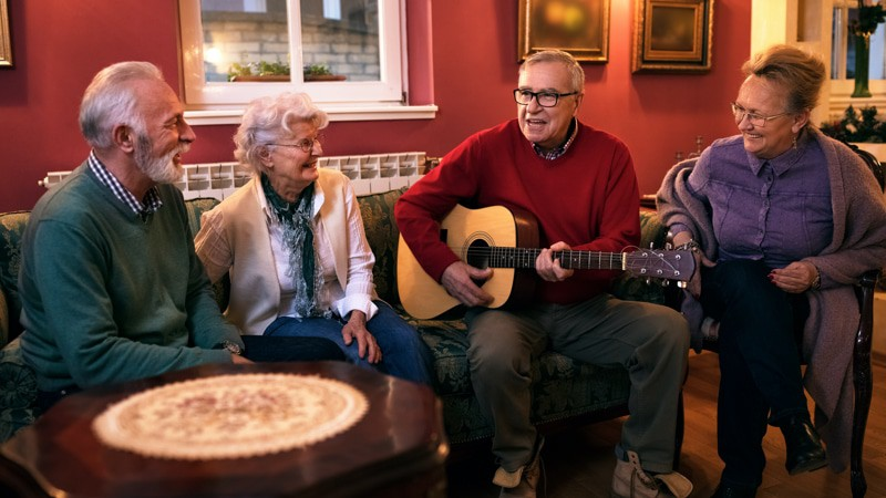 Senior independent living communities are changing constantly