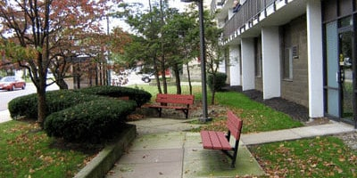Springfield Towers Benches