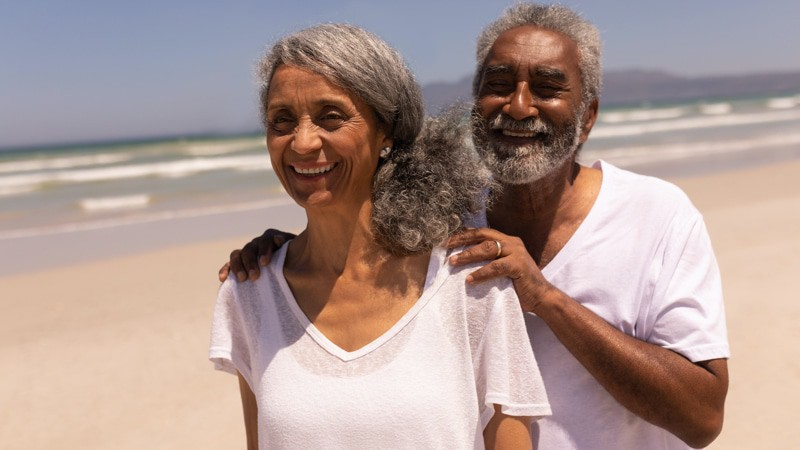 Research shows that optimistic people will generally live longer