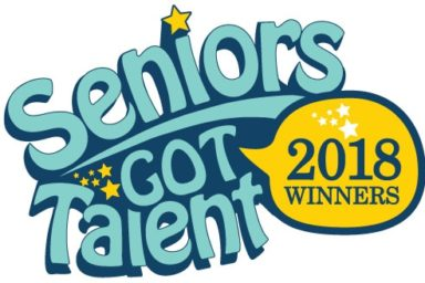 2018 seniors got talent winners