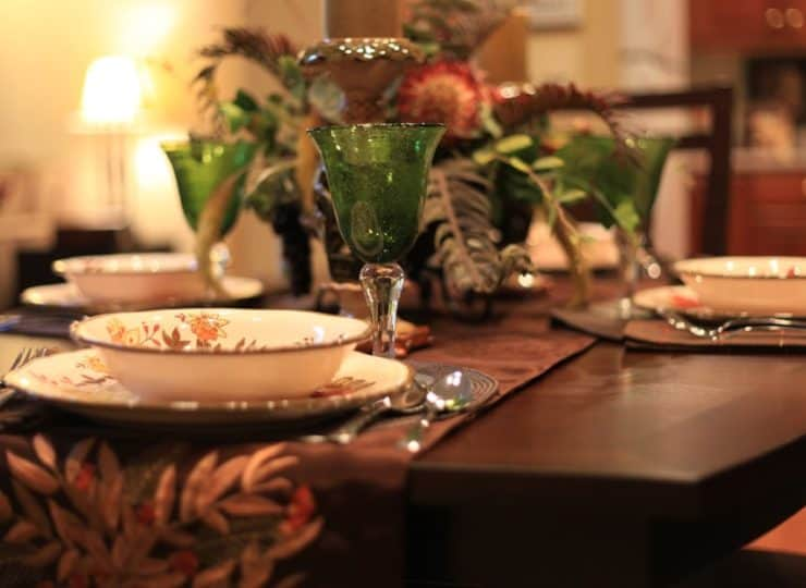 Timber Woods Dining Room Table