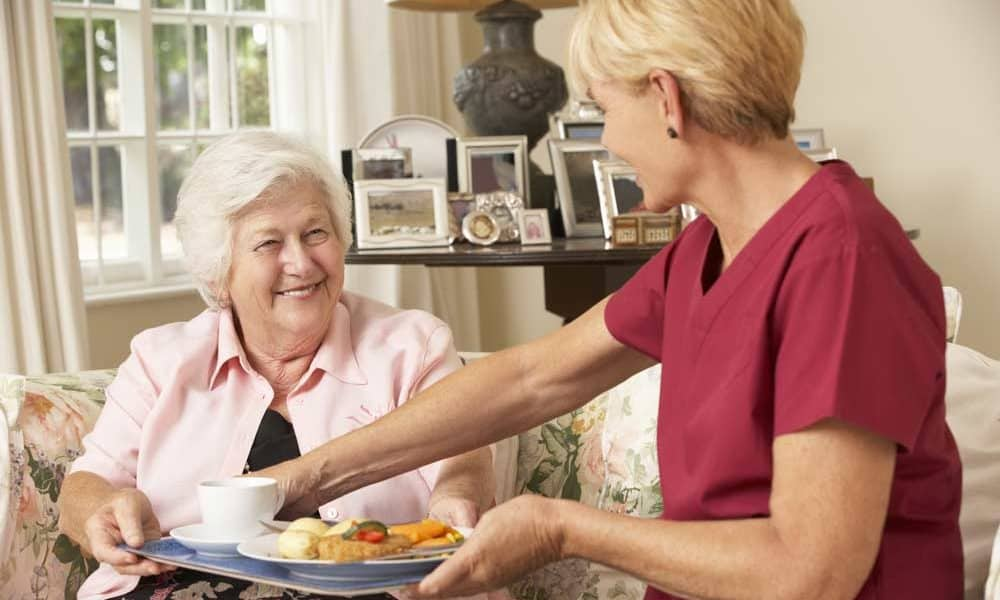ohio home care costs