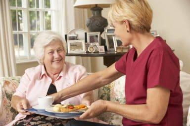 ohio home care costs