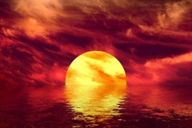 sundown syndrome