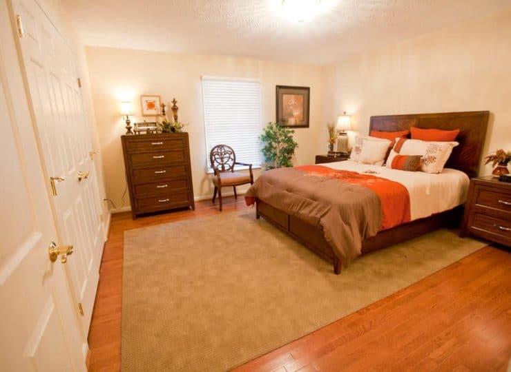 Timber Woods Bedroom