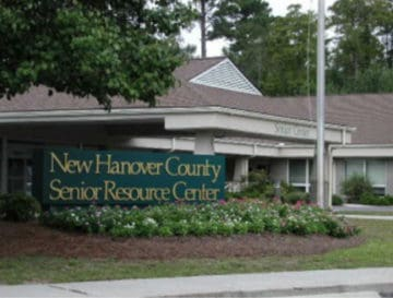 New Hanover Department of Aging
