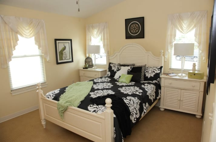 Bethany Pointe Health Campus Bedroom