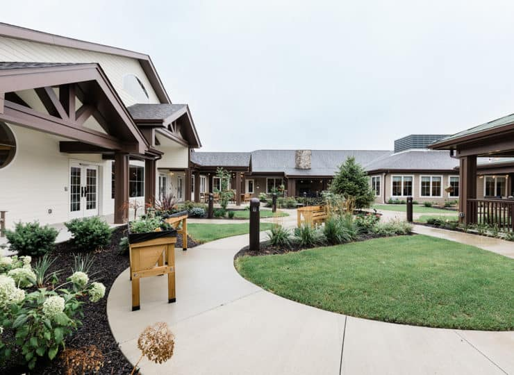 Grand Brook Memory Care of Fishers Exterior