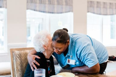 Grand Brook Memory Care of Fishers Caregiver