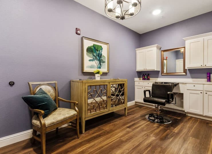 Grand Brook Memory Care of Greenwood Salon