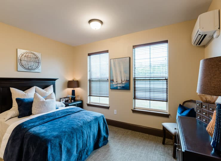 Grand Brook Memory care of Greenwood Bedroom
