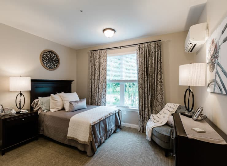 Grand Brook Memory Care of Zionsville Bedroom