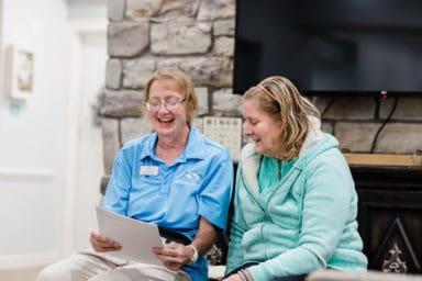 Grand Brook Memory Care of Zionsville Caregiver