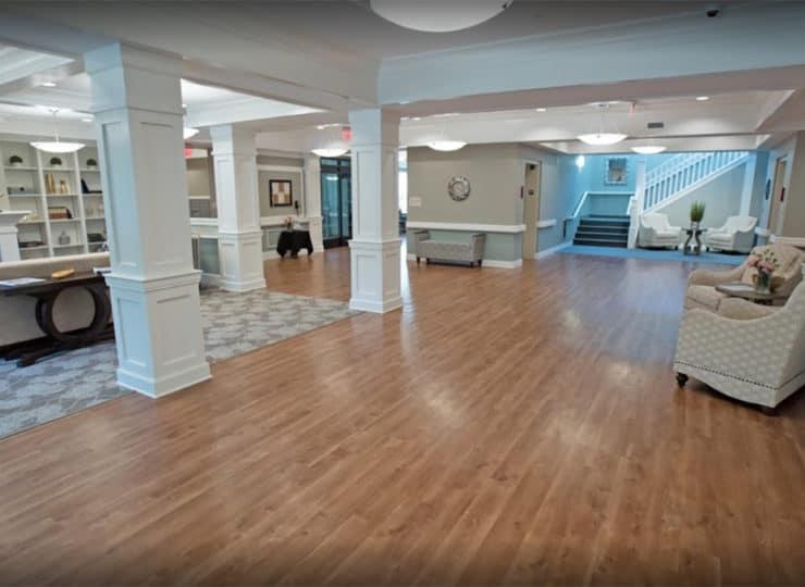 Hellenic Senior Living Lobby Area Main