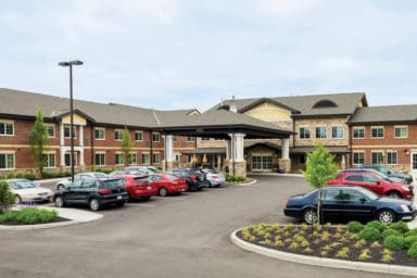Hilliard Assisted Living And Memory Care Hero