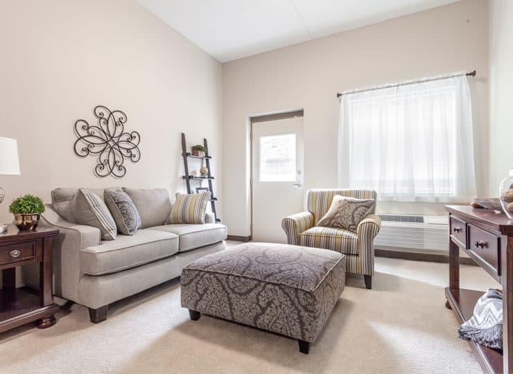 Polaris Retirement Community Living Room
