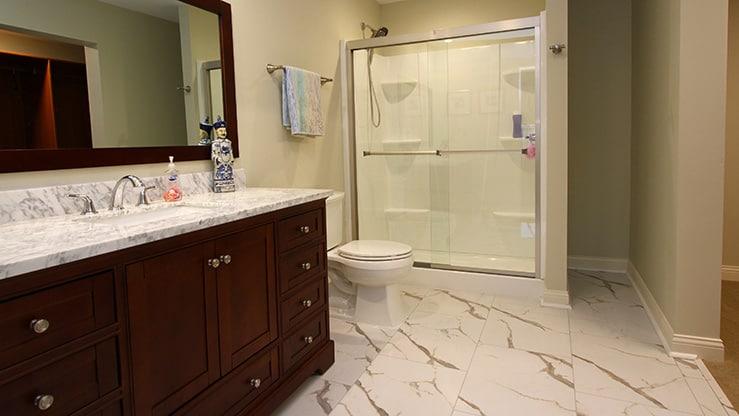 Sycamore Reserve Resident Bathroom