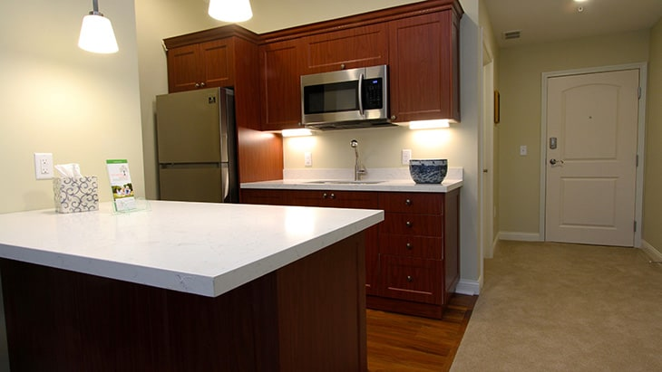 Sycamore Reserve Resident Kitchen