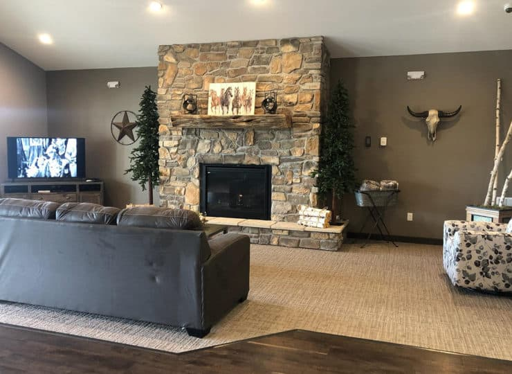 Timber Creek Village Club Room