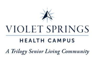 Violet Springs Health Campus Logo