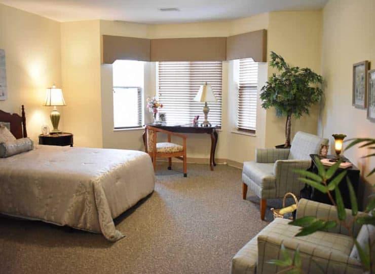 Willow Brook At Delaware Run Bedroom