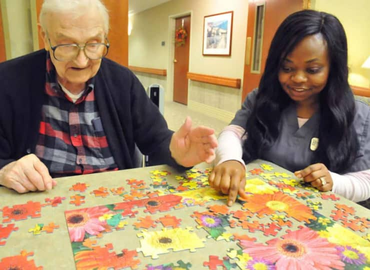Willow Brook Christian Home Puzzle