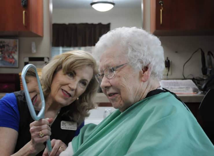 Willow Brook Christian Home Salon
