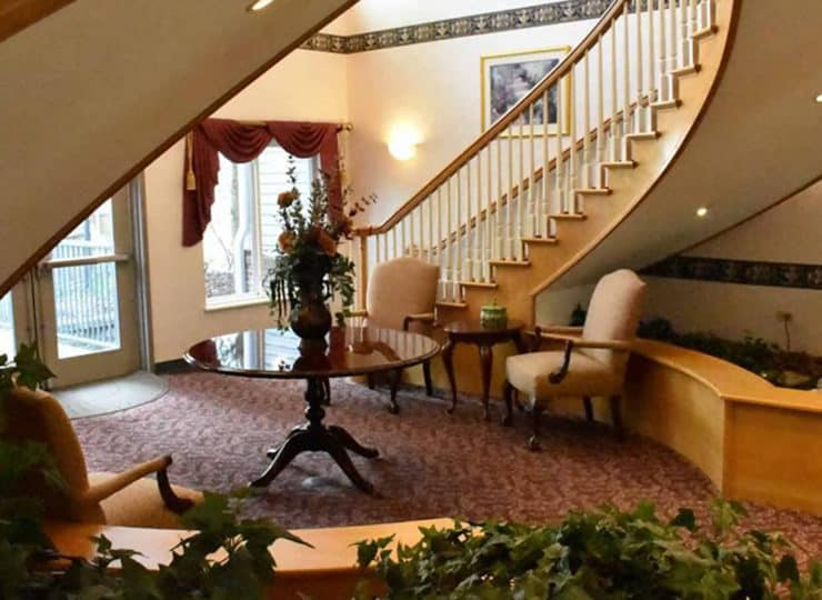 Willow Brook Christian Village Grand Staircase