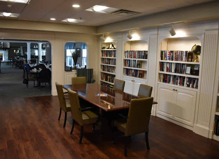Willow Brook Christian Village Library