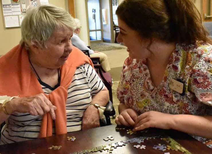Willow Brook Christian Village Puzzle