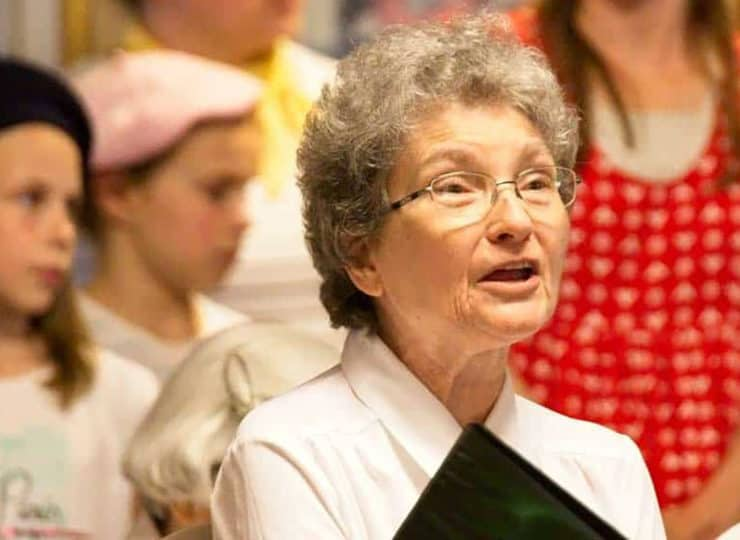 Willow Brook Christian Village Singing