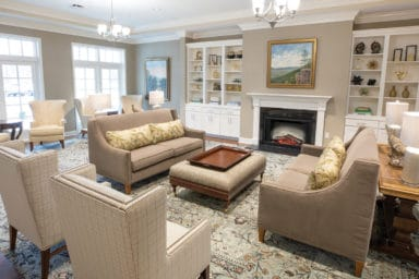 Woodland Hills Sitting Room