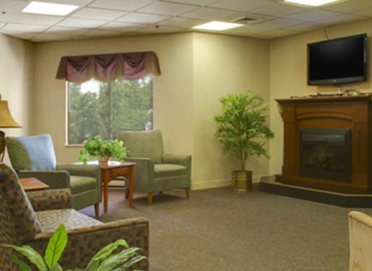 Arbors At Marietta Rec Room