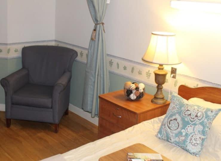 Arbors At Marietta Short Term Rehab Room