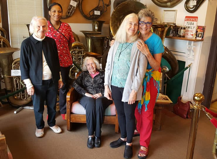 Autumns Way Care Home Field Trip