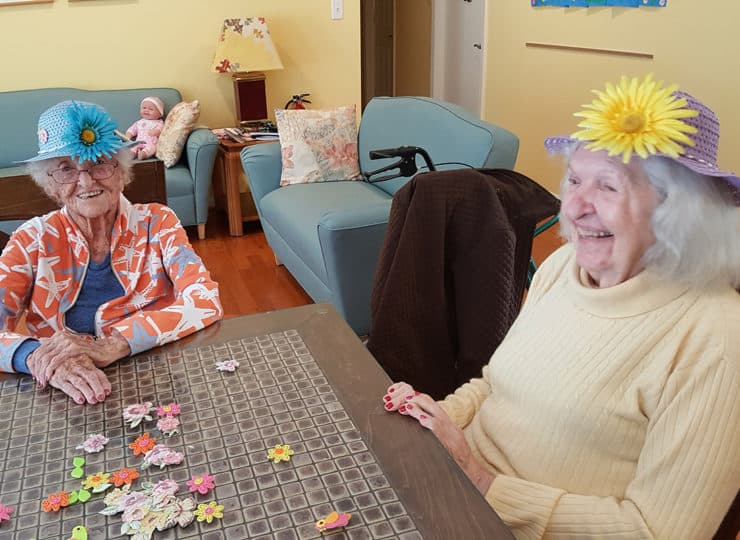 Autumns Way Care Home Friends