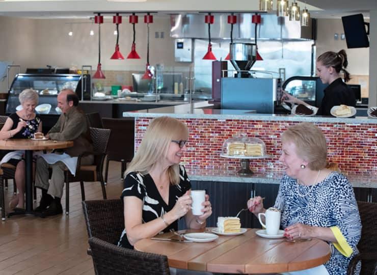 Carolina Bay at Autumn Hall Cafe