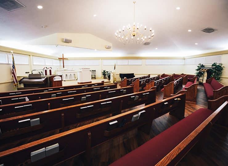 Friendship Chapel