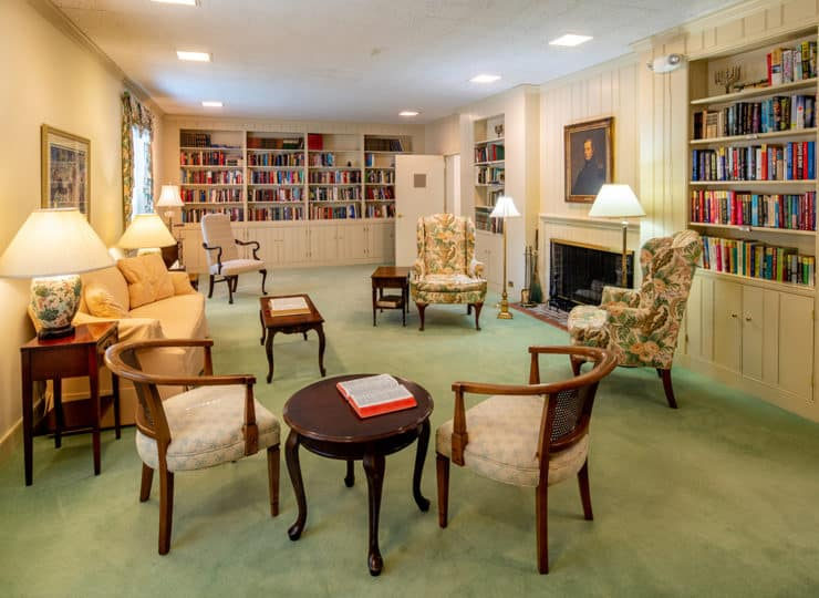 The Williams Home Library