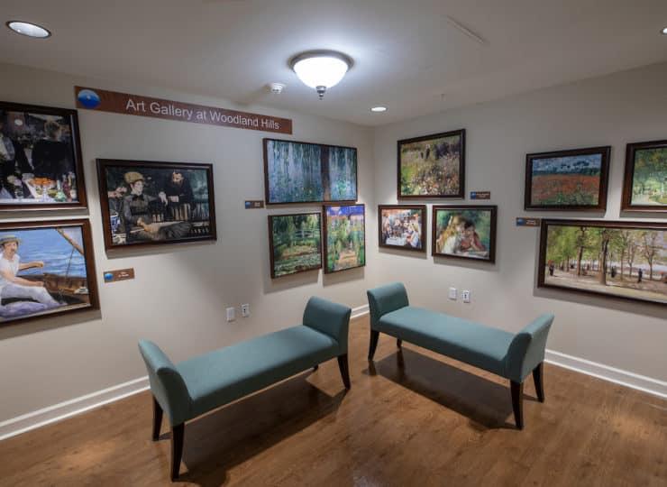 Woodland Hills Art Gallery