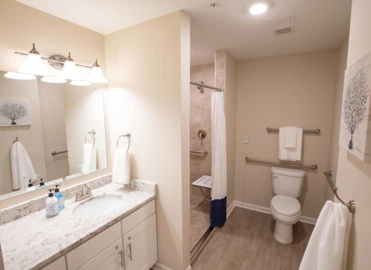 Woodland Hills Bathroom