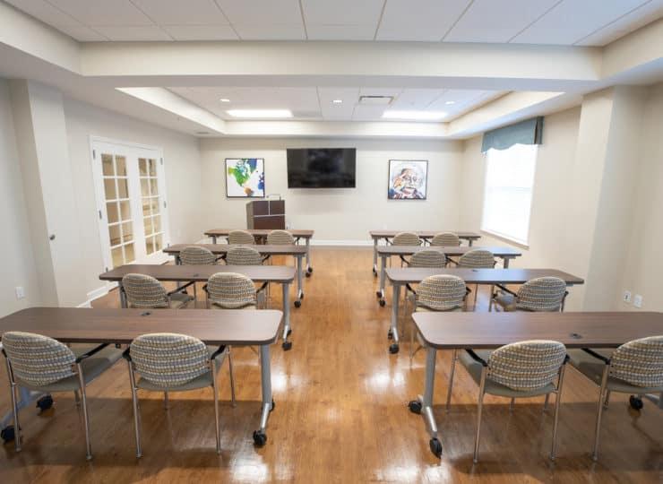 Woodland Hills Classroom