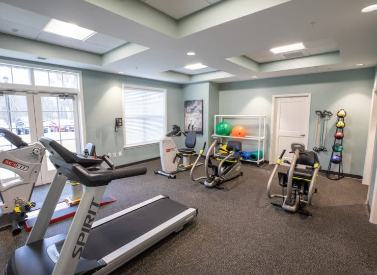 Woodland Hills Gym