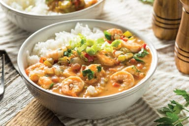 Shrimp recipe