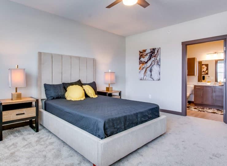 Encore Apartment bedroom